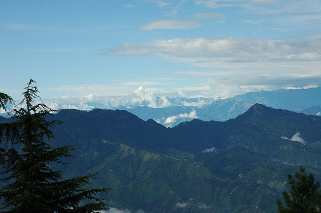 Valleys of Shimla