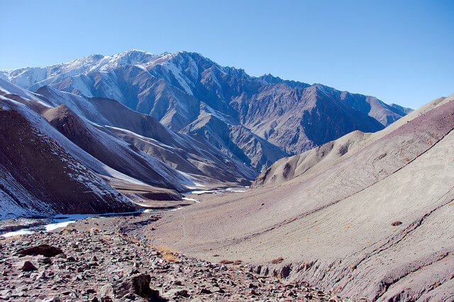 The Hemis National Park