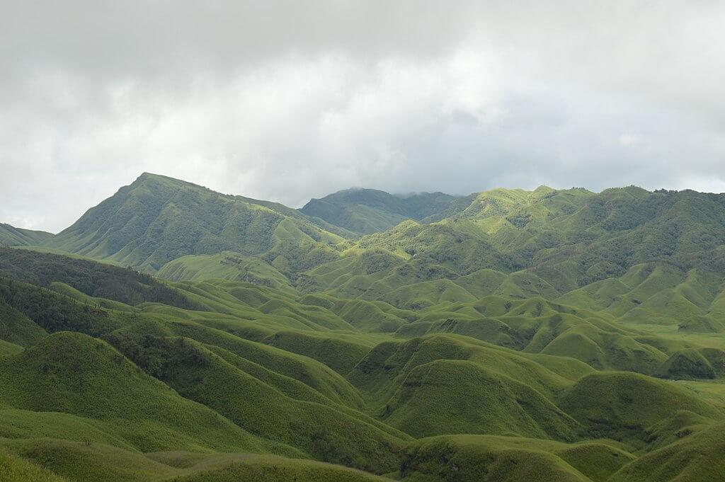 Dzokou Valley
