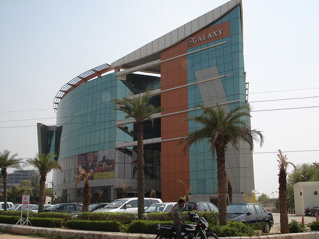 Galaxy Mall in Delhi