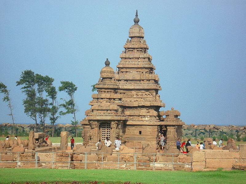 The last shore temple