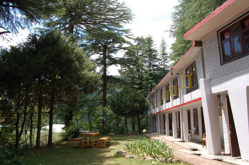 Accommodation Block in Tushita