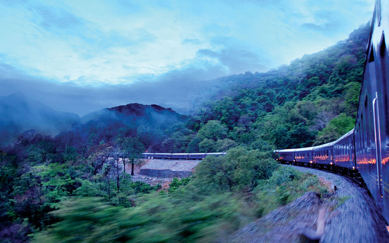 Enchanting routes of the Deccan Odyssey