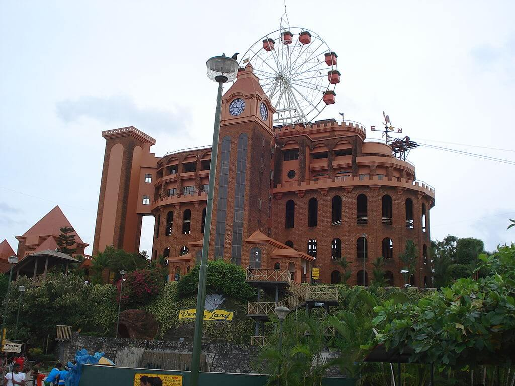 Wonderla Kerala