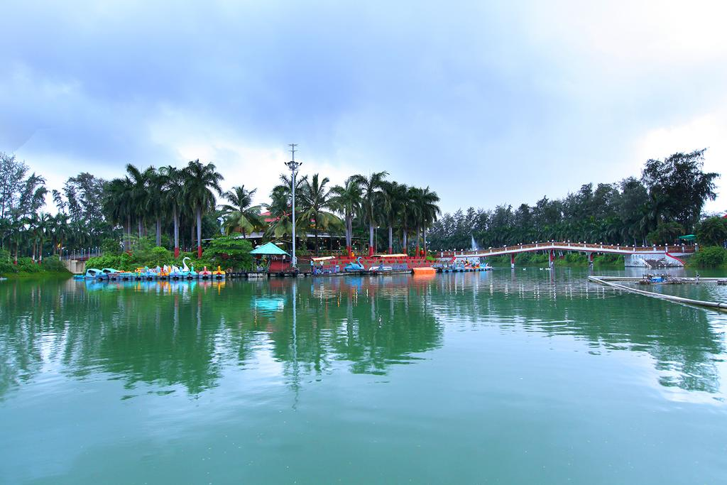 The Mirasol Lake