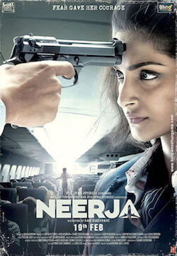 Neerja movie poster bollywood