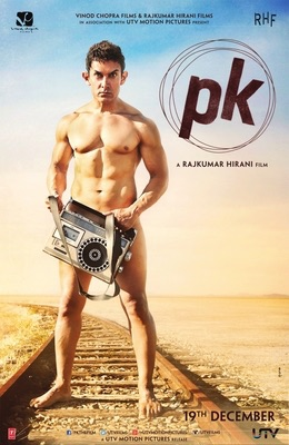 PK movie poster bollywood