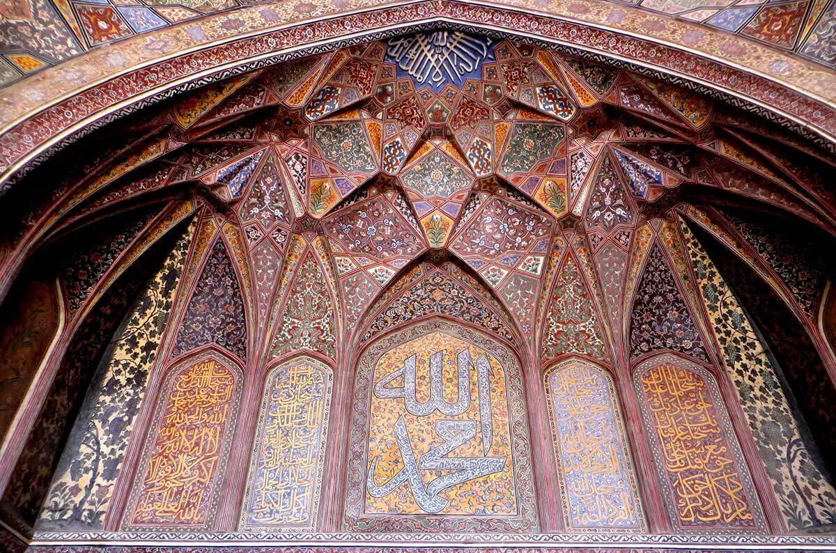 Is Pakistan Safe to Travel to?Wazir Khan Masjid Mosque Shahi Royal Hammaam Bathhouse Lahore Pakistan Oct 2015 047 photo by Wasif Malik (https://flic.kr/p/Bzmoms).