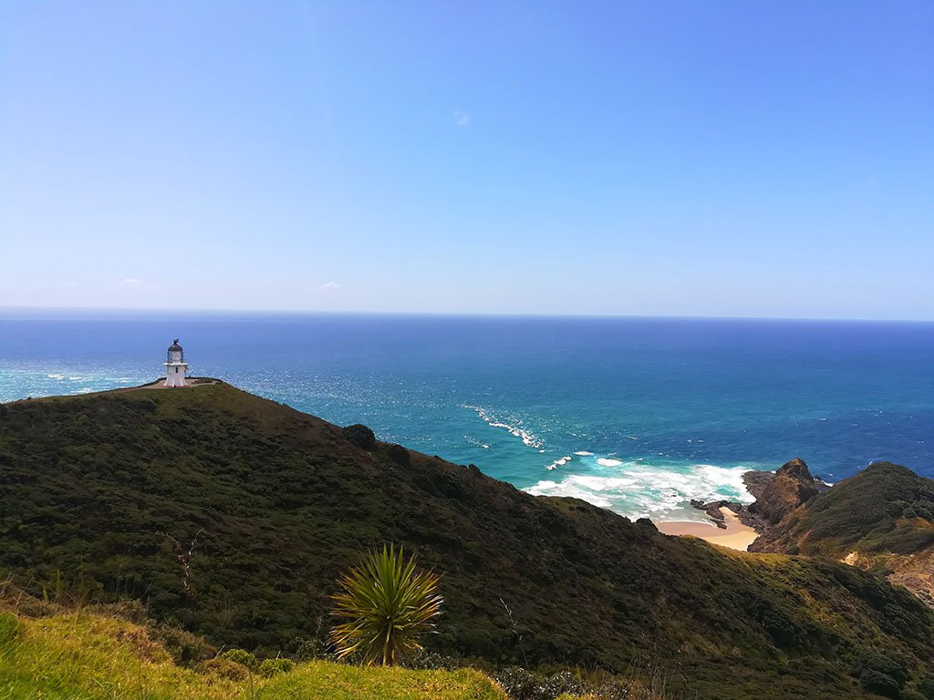 Cape Reinga 5. Photo © Karl Rock.