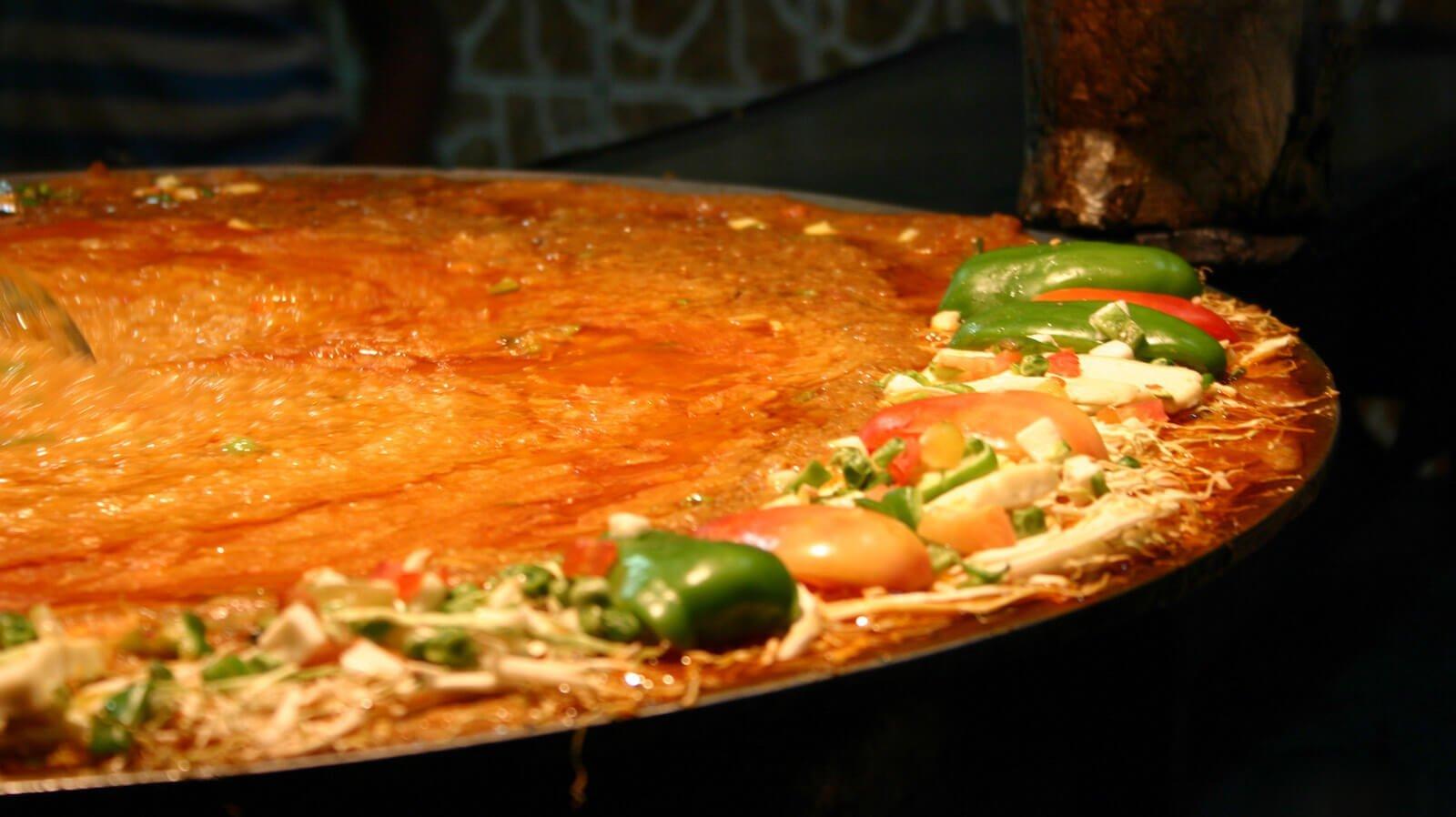 The Best Restaurants in Unappetising Paharganj Delhi. Photo by Prateek Rungta (https://flic.kr/p/a6CCCZ).