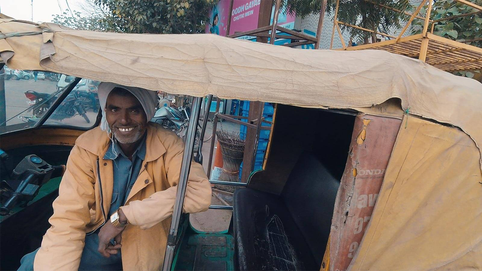 Surprising Indians with My Hindi [Exclusive Video]. Photo © Karl Rock.