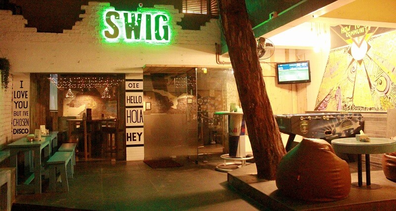 Swig Bar and Eatery, Pune. Photo source: Zomato