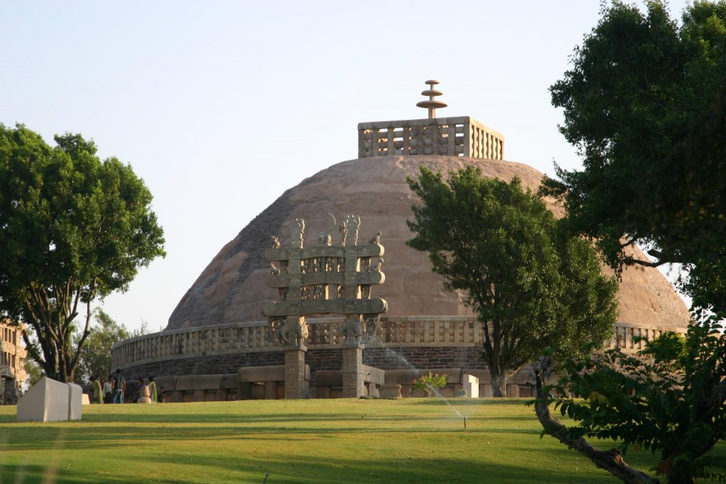 Sanchi. Photo Source: flickr