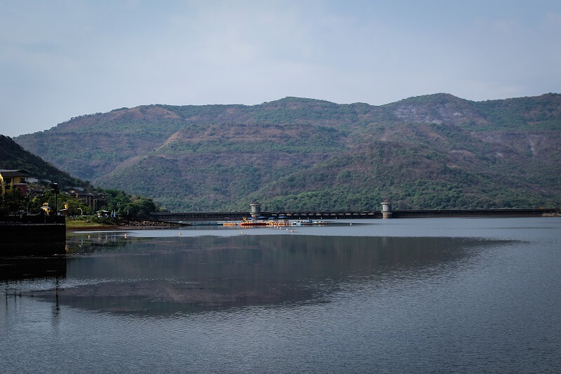 Lavasa Lake. Photo by: vkpriyesh