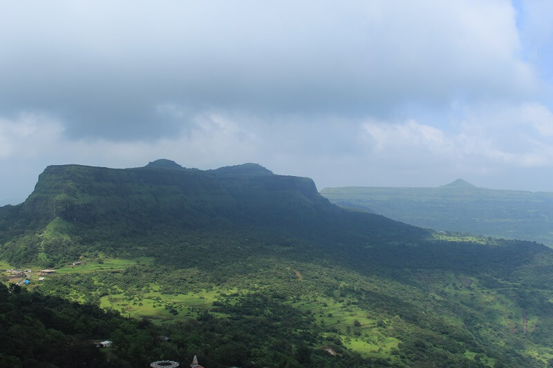 Lohagad Scene. Photo by: vkpriyesh