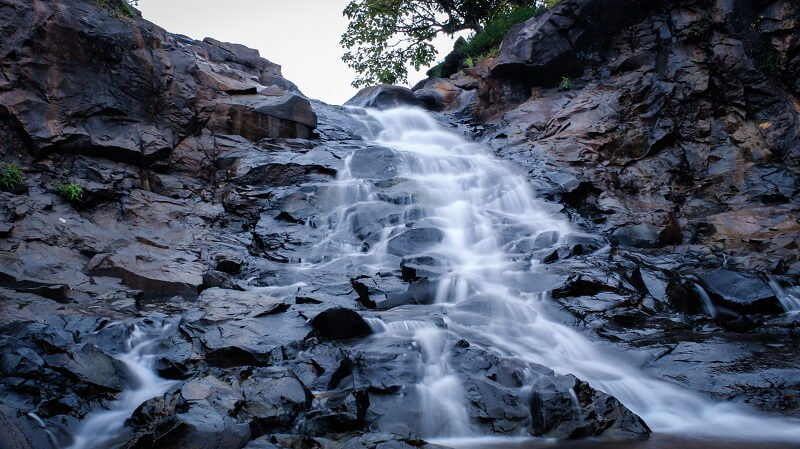Mulshi WaterFall. Photo by: vkpriyesh