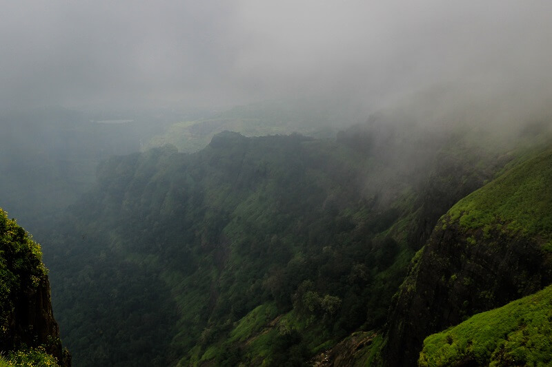 Tiger Point, Lonavala. Photo by: vkpriyesh